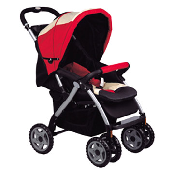 Child strollers and carriers injure greater than 17,000 kids yearly, research finds